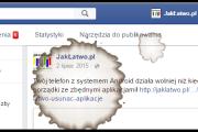 Jak łatwo usunąć konto na Facebook-u?