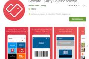 Wszystkie karty lojalnościowe w jednej aplikacji Stocard!