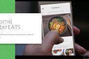 Z UberEATS zamawiaj jedzenie prosto do domu!