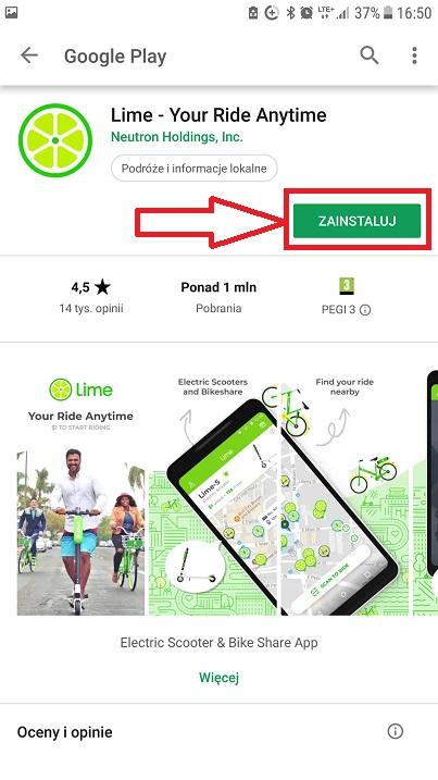 Podłącz aplikację znajomych