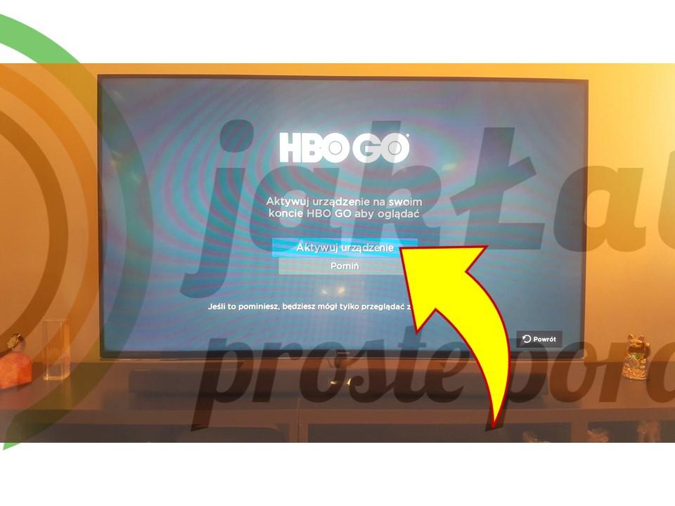 Jak łatwo korzystać z usług HBO GO na telewizorze Smart TV
