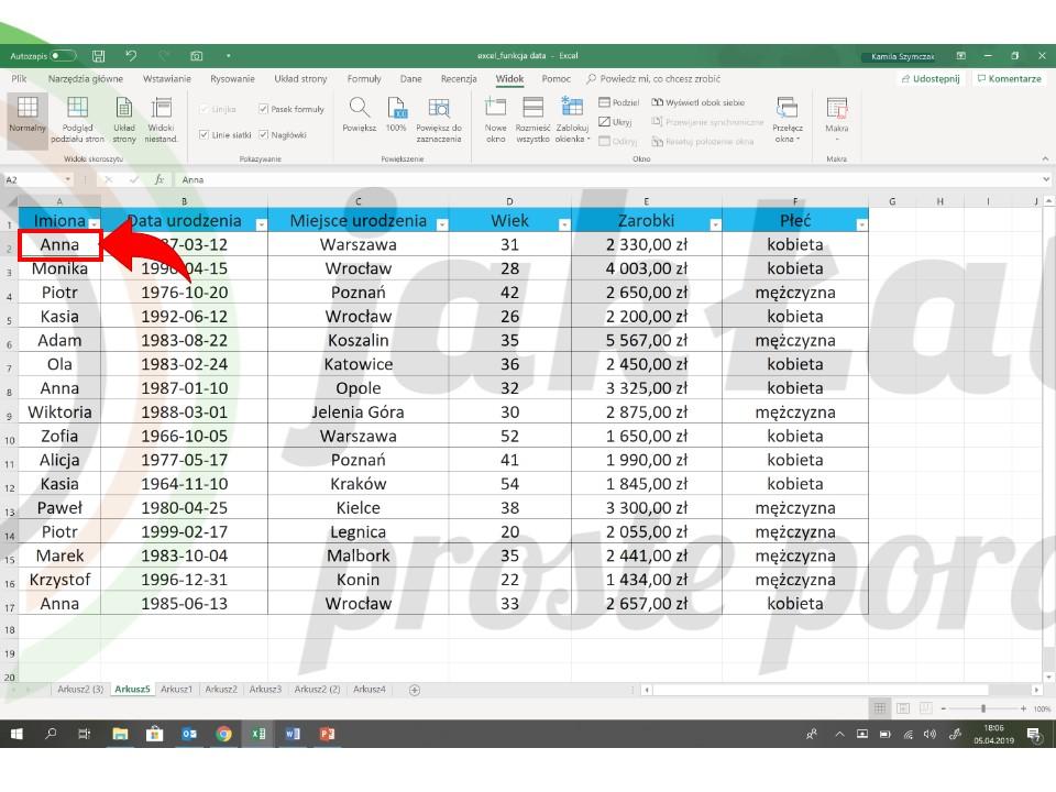 Jak Zablokować Okienka W Excelu Jak łatwo